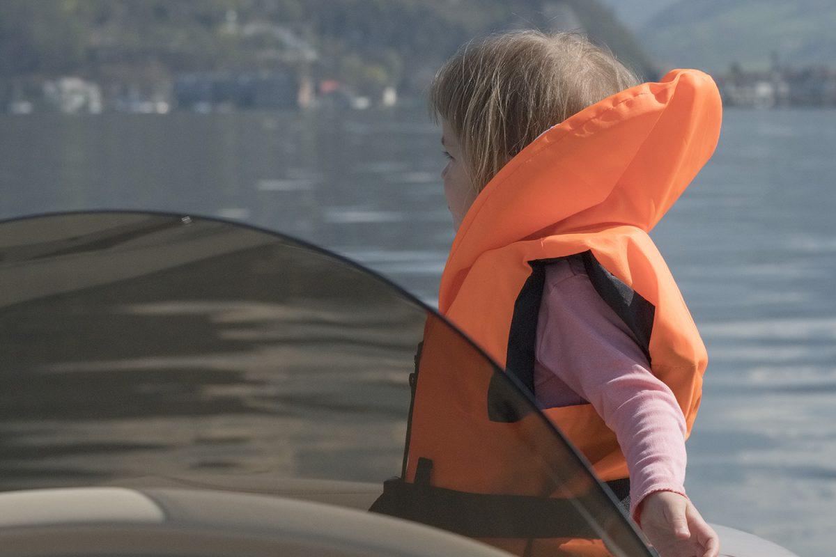 Sicherheit auf dem Boot